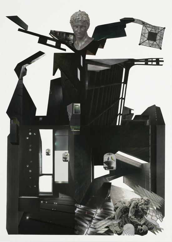 Kristallwelt / 70 x 50 cm